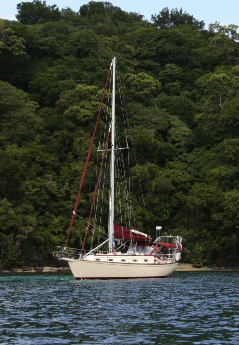 $150k Circumnavigation and Live Aboard Cruiser (NOT Racer