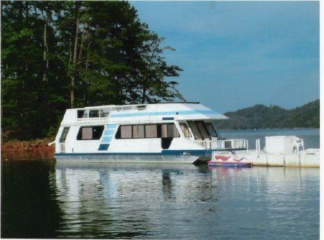 1988 Sunseeker Houseboat