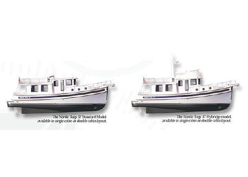 2007 Nordic Tugs 37