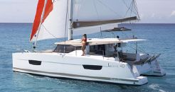 2019 Fountaine Pajot Lucia 40'