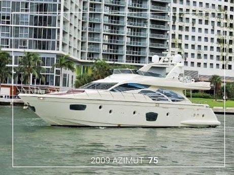 2009 Azimut 75