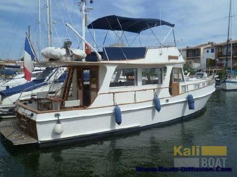1987 American Marine Grand Banks 42 Europa