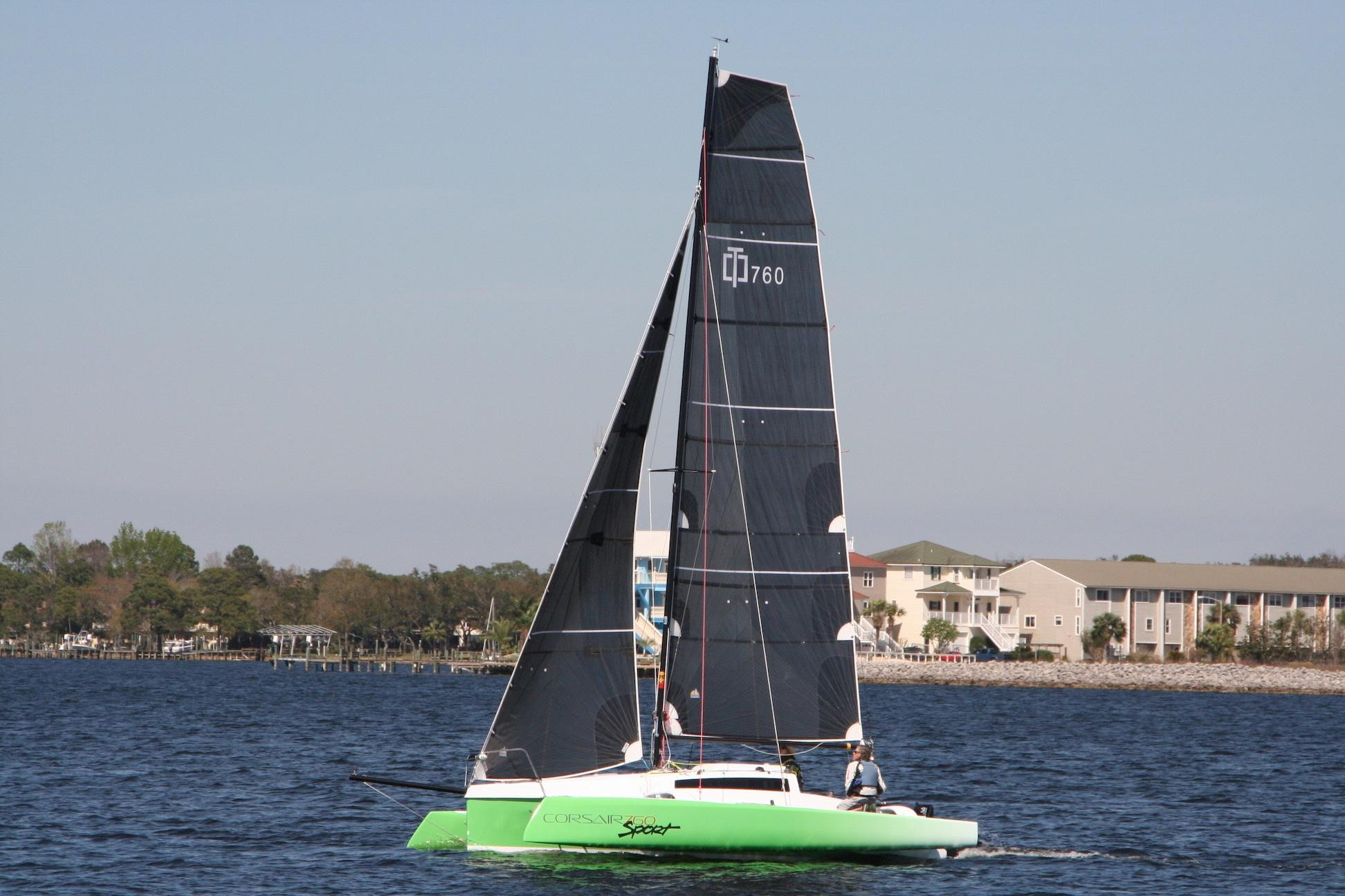 photo of 24' Corsair 760 Sport