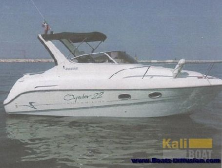 2001 Sessa Marine Oyster 22
