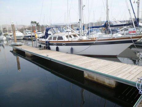 1995 Seastream 465
