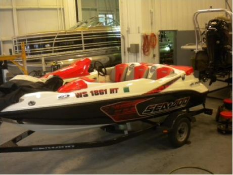 2009 Sea Doo 155SPEEDSTER