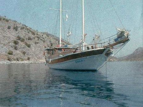 1989 Ron-Ka Yachting Co. Ltd GULET