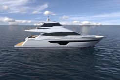 2018 Johnson 70' Skylounge Motor Yacht