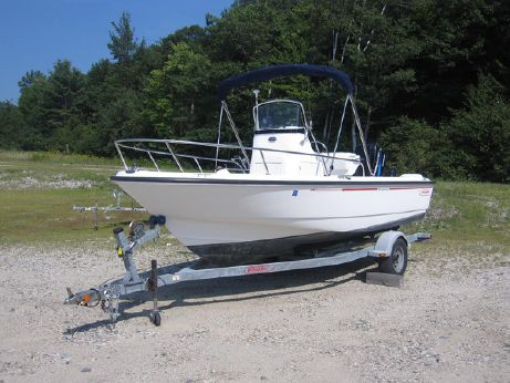 2004 Boston Whaler 190 Nantucket/Outrage
