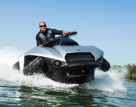 2014 Gibbs Sports quadski Q1