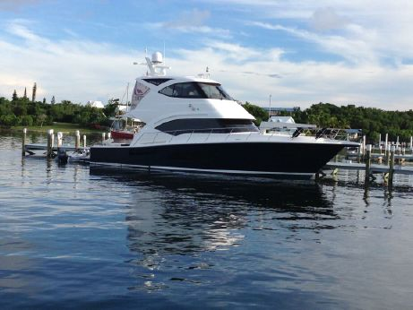 2014 Riviera 53 Enclosed Flybridge