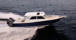 2020 Coastal Craft 33 Express