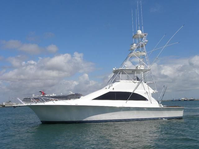 1995 ocean yachts super sport power boat for sale www for Ocean yachts 48 motor yacht for sale