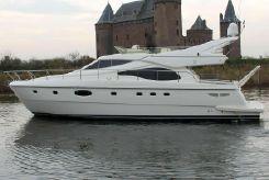 2007 Ferretti Yachts 591