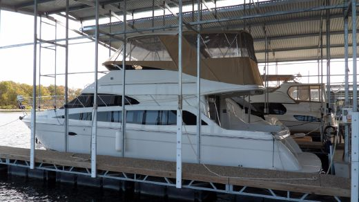 2009 Carver Yachts 43 SUPER SPORT