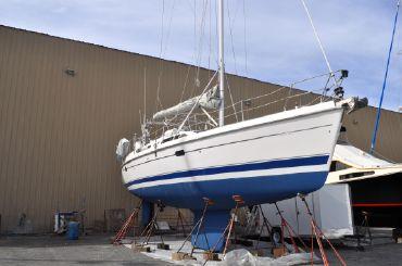 2001 Hunter Passage 450