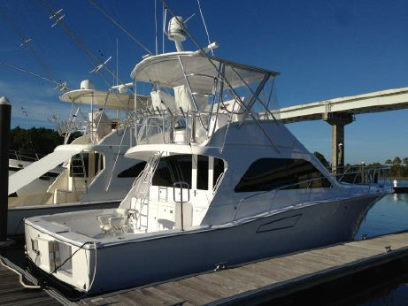 2002 Cabo Yachts Convertible Painted