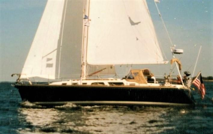 1998 Sabre 402 Sail Boat For Sale - www.yachtworld.com on