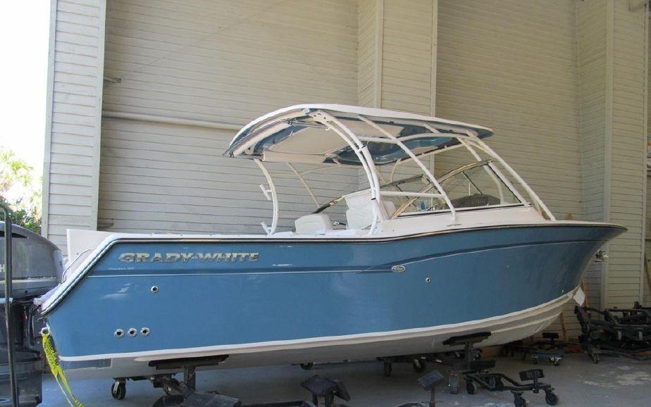 2018 Grady-White Freedom 307 Power Boat For Sale - www yachtworld com