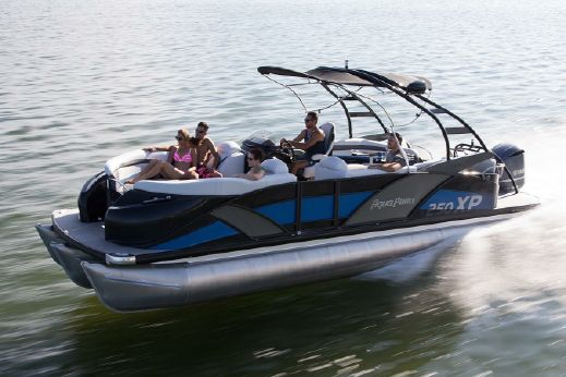 2016 Aqua Patio 250 Express