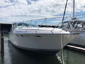 1991 Wellcraft 43 Portofino