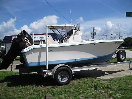 1999 Kencraft 190 CENTER CONSOLE