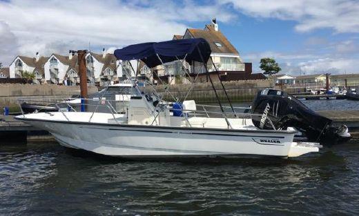 2009 Boston Whaler 190 Montauk