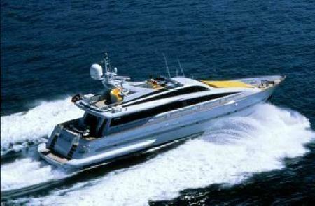 2003 Power Yacht -