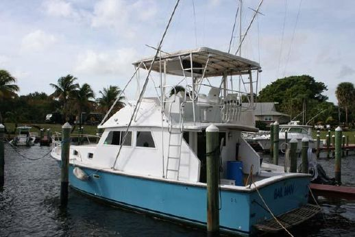 1980 Caribbean 36 Convertible