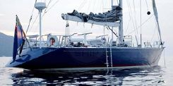 1983 Custom Newport Offshore Shipyard German Frers 59