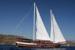2006 Gulet Ketch Custom Ketch