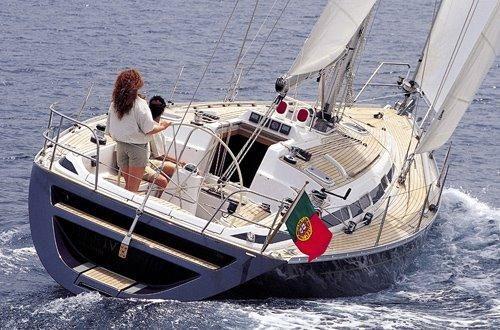 1999 Grand Soleil 43