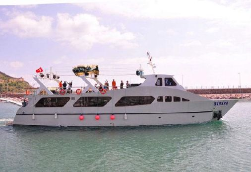 2011 Bodrum Party Boat