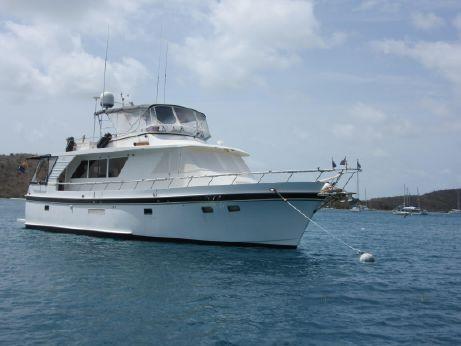 1990 Defever Trawler