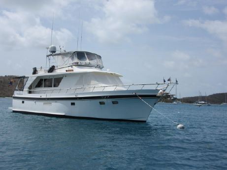 1990 Defever Performance Offshore Cruiser