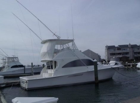 2006 Ocean Yachts Super Sport