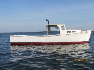 1978 Arno Day Downeast Boat