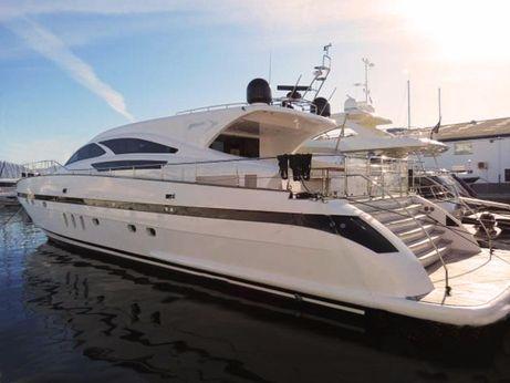 2010 Italian Yachts Jaguar 92