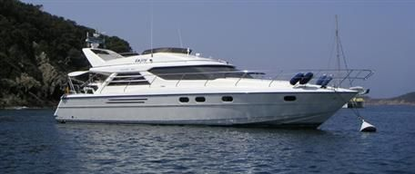 1993 Princess 500 Flybridge