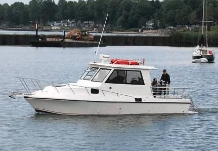 1987 Delta (canaveral Boat Works) 28' Dive