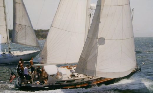 1982 Little Harbor 38