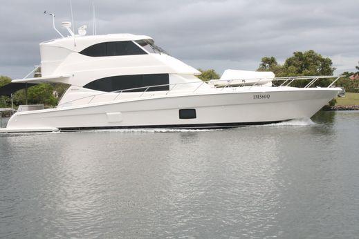 2011 Maritimo 56 Cruising Motoryacht