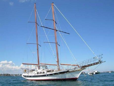 1981 Ct 54 Brigantine Staysail Schooner