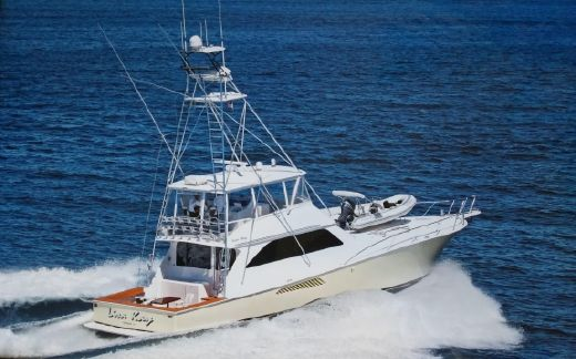 2003 Viking Yachts Convertible Sport Fisher