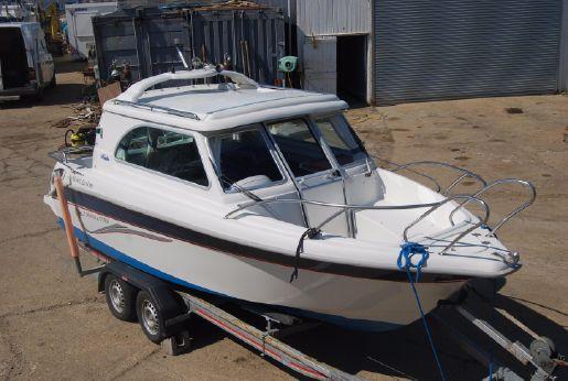 2008 Finnmaster 6400 MC Cruiser