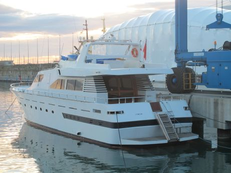 1993 Motor Yacht Cantieri Navali Napoletani F80