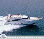 2002 Ferretti Yachts 76