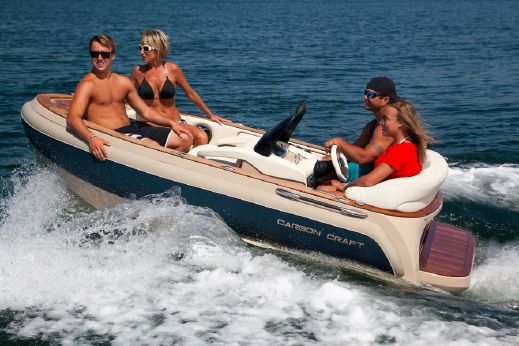 2015 Carbon Craft Yacht Tender, Jet Tender