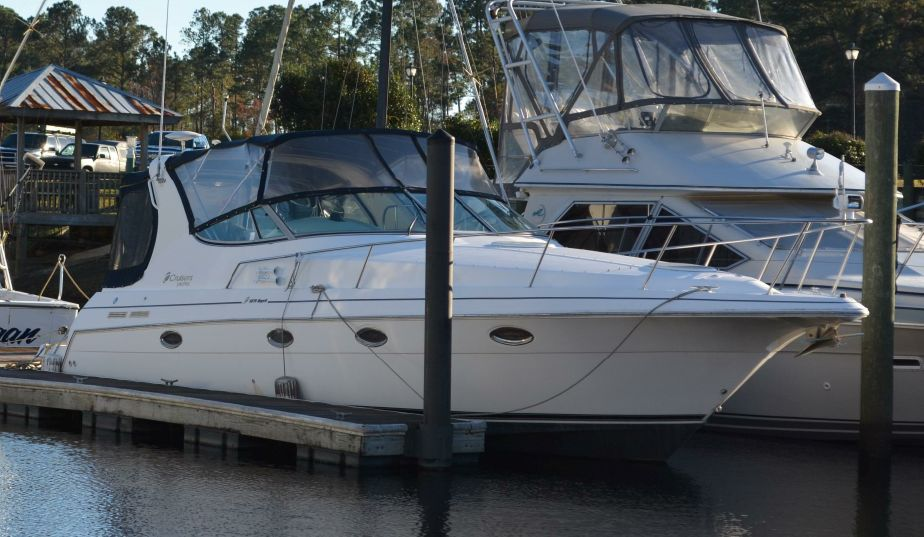 1999 Cruisers Yachts 3375 Esprit Power Boat For Sale Www