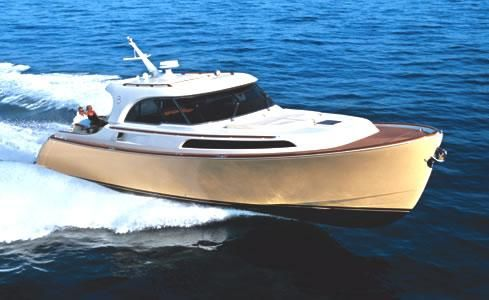 2004 Mochi Craft 51 Dolphin